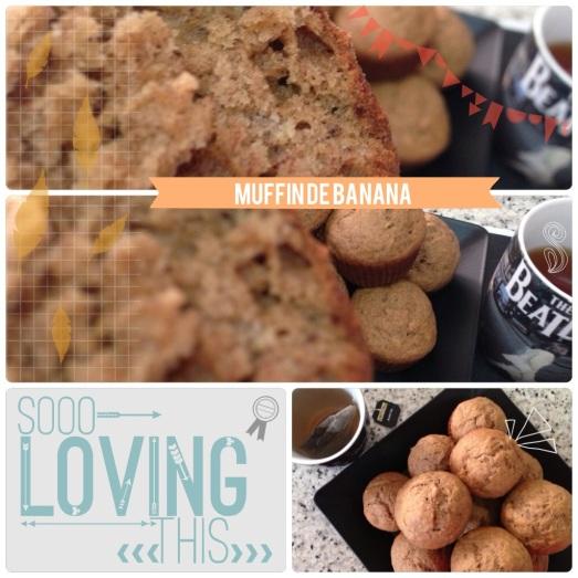 muffin-banana