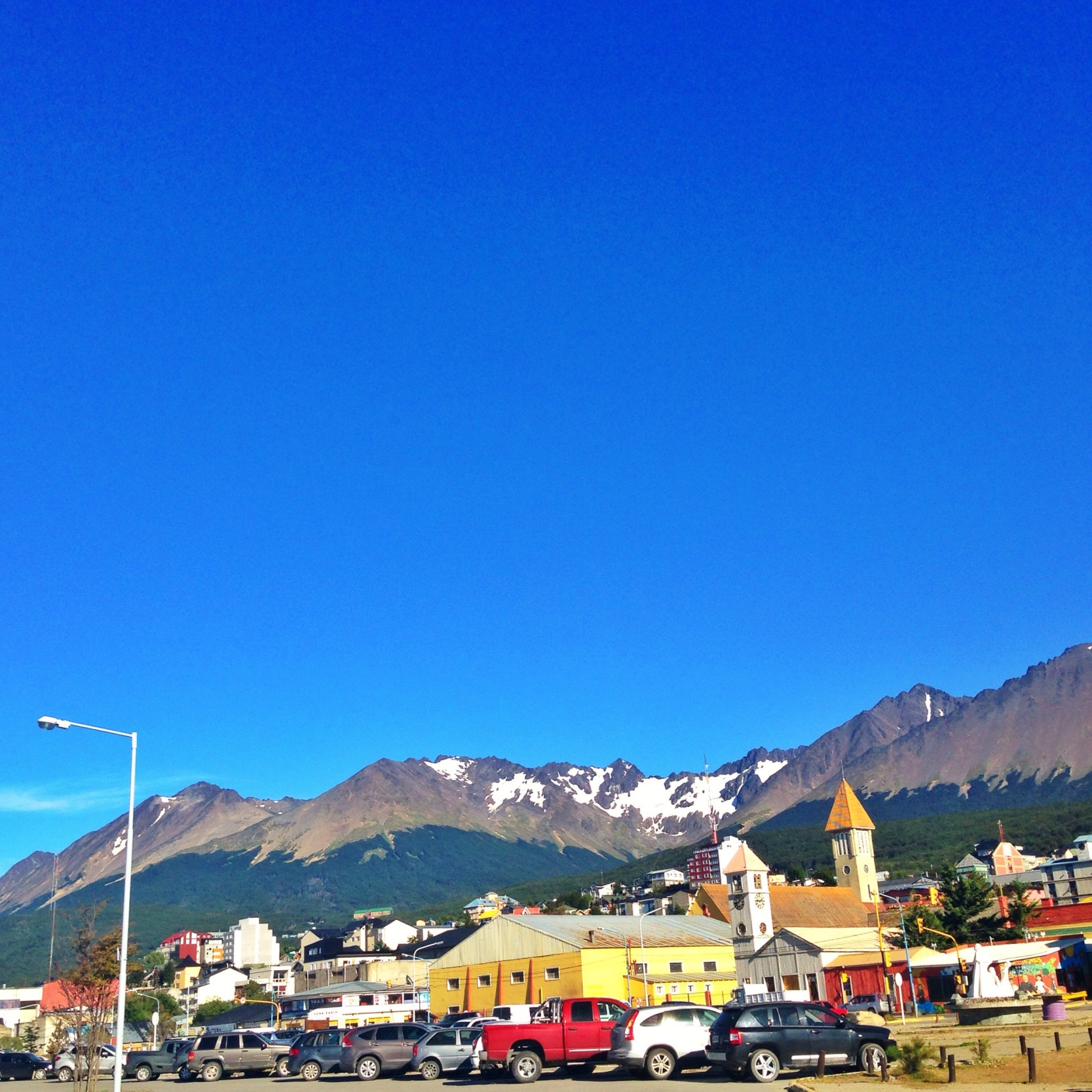 Ushuaia - fevereiro/2014