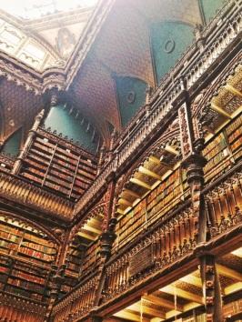 Real Gabinete Português de Leitura.