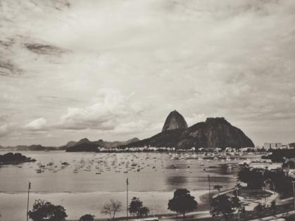 Enseada de Botafogo.
